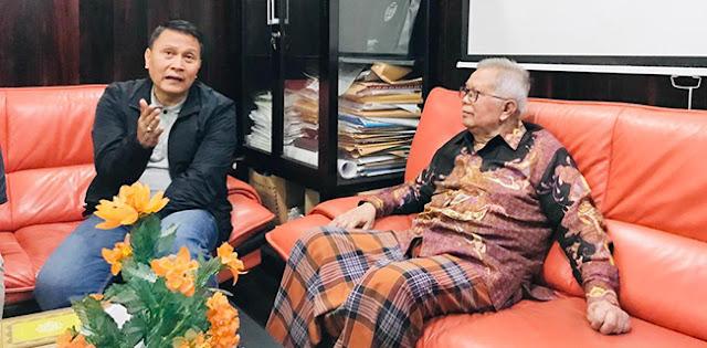 Pesan Cinta Pendiri PKS Hilmi Aminuddin