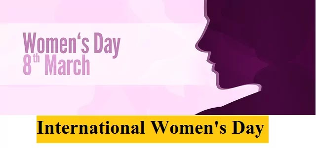 8 March - International Women's Day [History,Yearly commemorations,Themes]