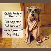 Luv & Emma's Dry Pets Review
