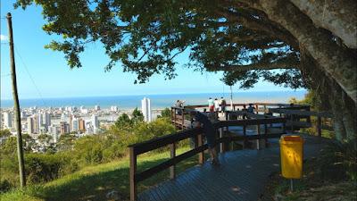 Morro da Cruz Itajaí