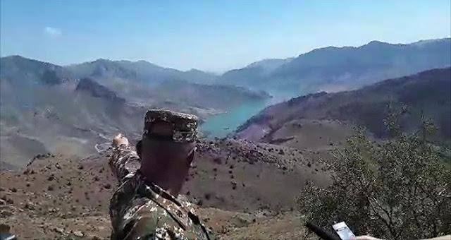Armenia contrarresta despliegue de Azerbaiyán en Najicheván