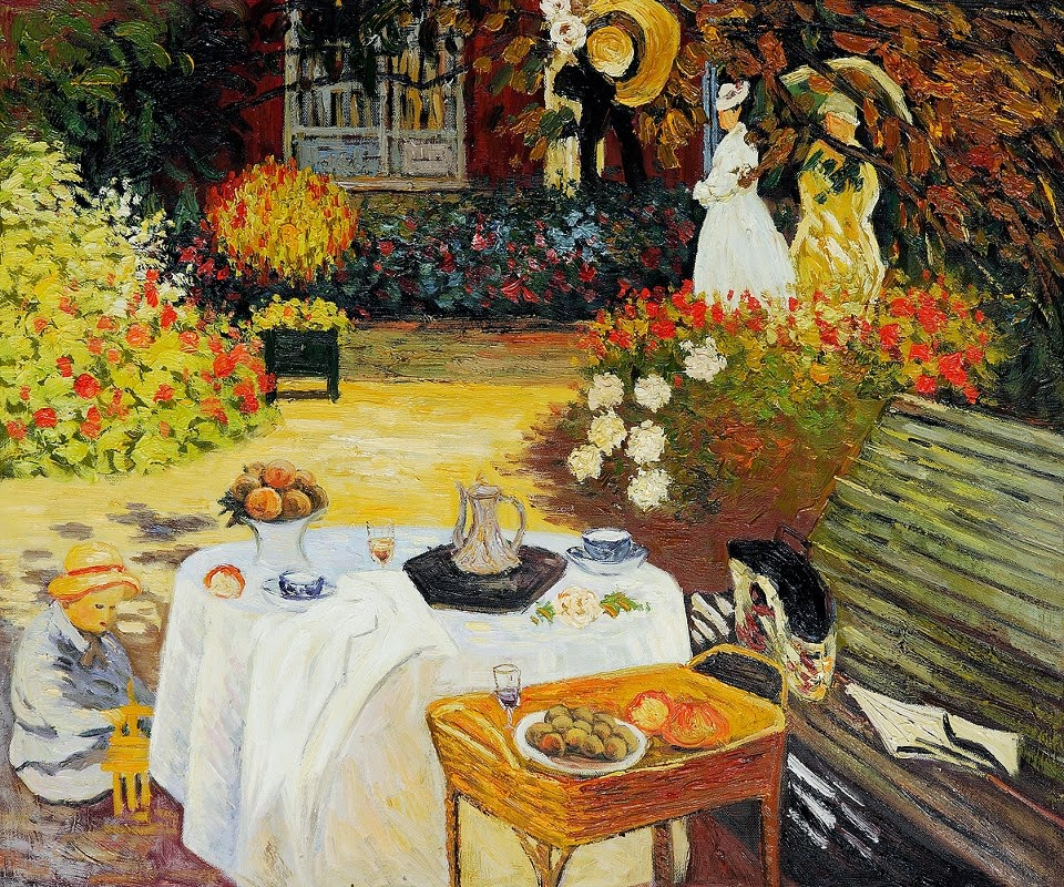 Casa do Artista - Pinturas de Monet Claude | O Pai do Impressionismo
