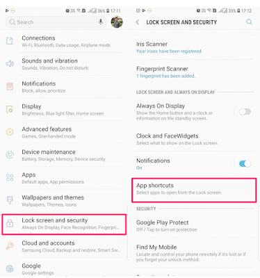 Cara Menambahkan Ikon WhatsApp Untuk Mengunci Layar Di Android