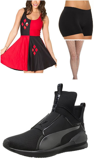 what to wear to a rave edm outfits rave outfits skater dress outfit puma cross trainers summer outfits tumblr outfits harley quinn outfit harley quinn cosplay