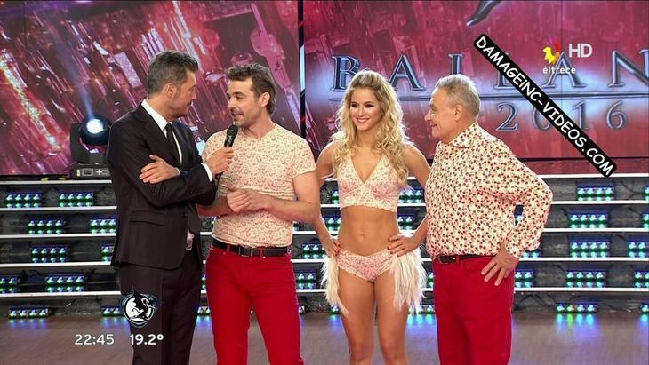 Florencia Vigna fitness beauty damageinc videos HD