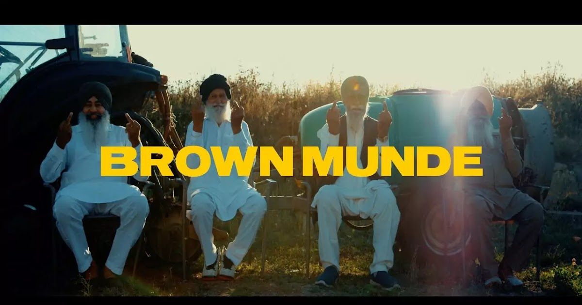 brown munde lyrics ap dhillon