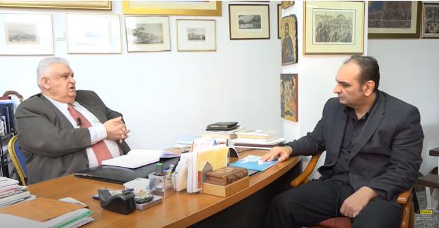 Αποκλειστικό: Συνέντευξη του Τάσου Κυριακίδη στο Pontos TV
