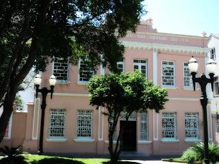 Ex-Banco da Província, na Via del Vino
