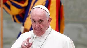 """Para el Papa el Francisco, los placeres de comer o de una relación sexual amorosa son """"divinos"""""""