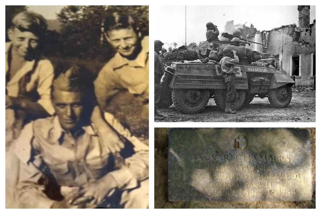 WW2 Fallen 100: WW2 Fallen - Jack Chambers, 2nd Armored Division