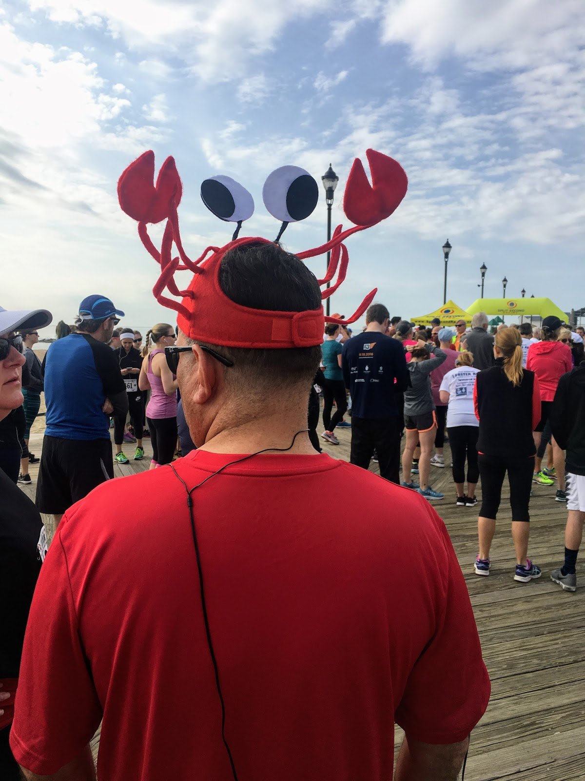 The Sasson Report: No crustaceans were harmed at this year's Jersey shore Lobster Run and after ...