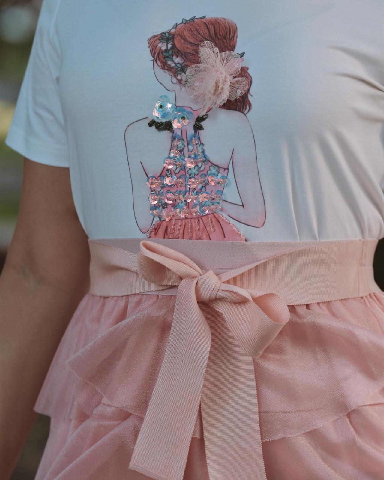 Como Combinar Una Falda Rosa Palo-mariestilo-como crear outfits desde cero-como combinar ropa mujer-como crear outfits-canal de mariestilo-