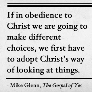Starting the New Year with a Fresh Perspective  by Mike Glenn