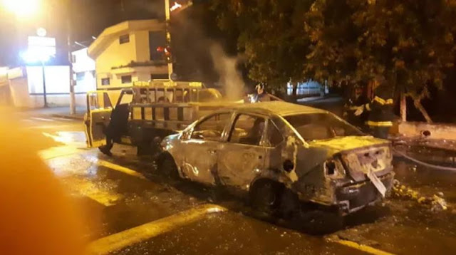 Sertanejo Henrique, da dupla Netto & Henrique, sofre grave acidente de carro