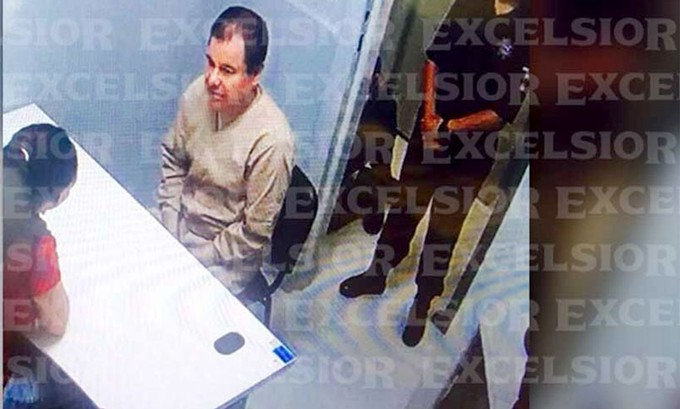 """""""El Chapo"""", a salto de mata; Triste final, para el jefe de jefes…"""