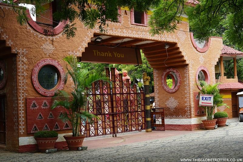 Shilparamam Exit