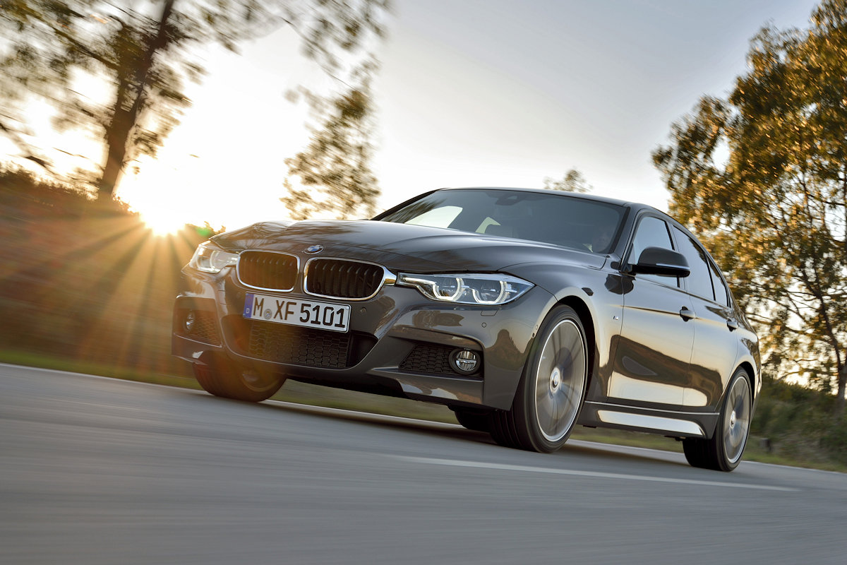 Bmw Philippines Is Cutting The Price Of The 3 Series By Up To P