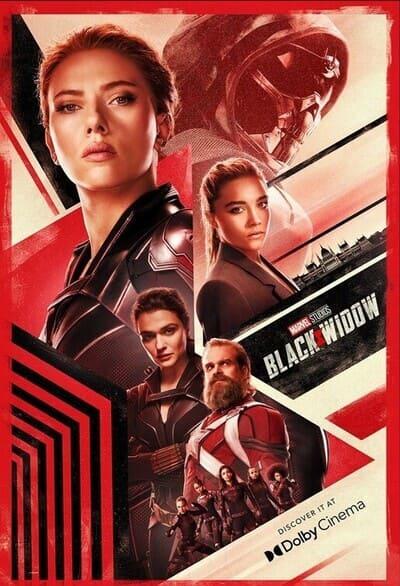 Film Black Widow Sinopsis & Review Movie (2021)