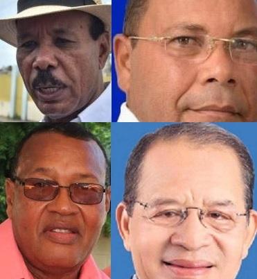 Cuatro alcaldes electos dan positivo al coronavirus