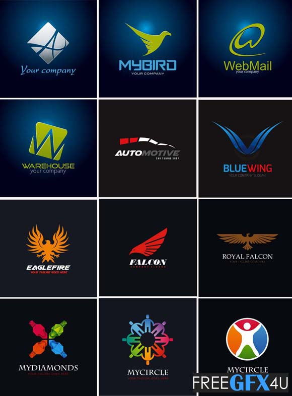 Creative Logo Collection Pack Free Download