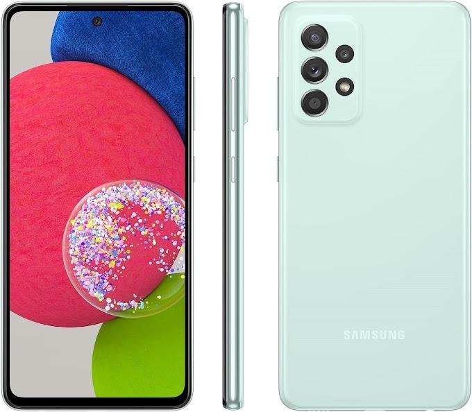 جوال Samsung Galaxy A52s بأفضل سعر على امازون السعوديه