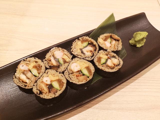 Shimbashi Soba Sushi
