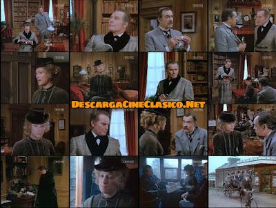 El crucifijo de sangre (1991) (Sherlock Holmes)