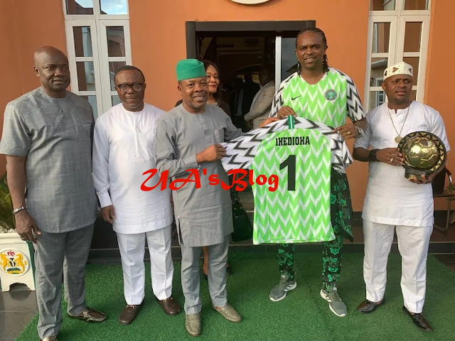Kanu Nwankwo gets political appointment