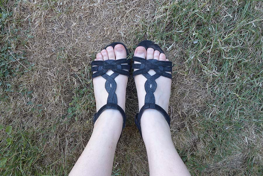 sandales tamaris