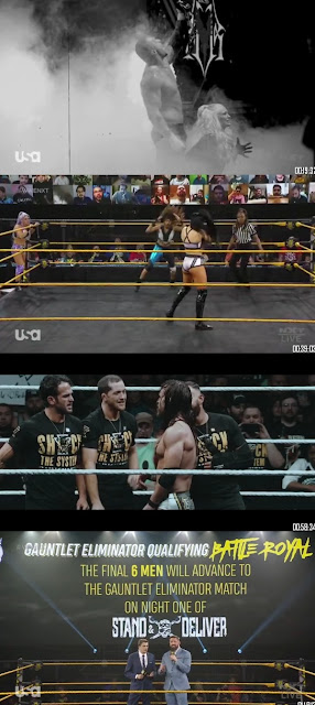 Download WWE NXT 31st March 2021 Episode 480p 720p HDRip || MoviesBaba 1