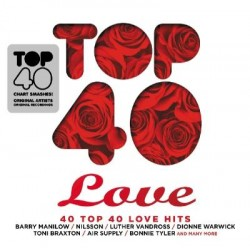 Top 40 Love – VA