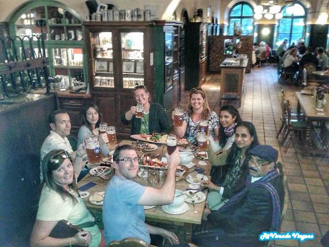 Tour de degustação de cerveja em Munique