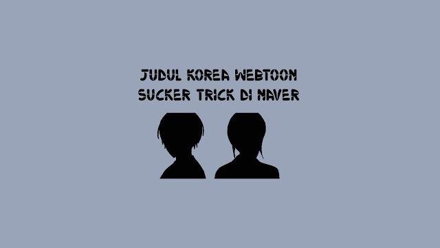 Judul Korea Webtoon Friendly Rivalry di Naver