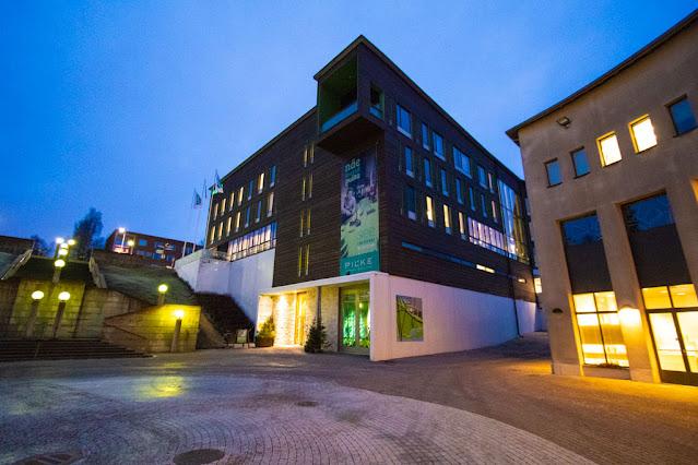 Pilke Tiedekeskus museum-Rovaniemi