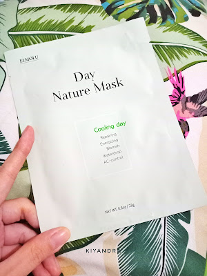 "Elmolu Day Nature Mask ""Cooling Day"""