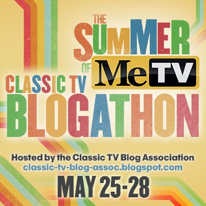 Summer of Me-TV Blogathon - May 2015