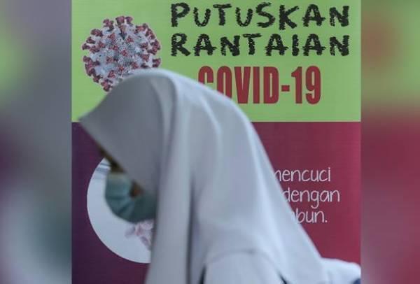 Covid-19: 22 sekolah di Negeri Sembilan ditutup