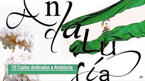 🗣10 LETRAS del Carnaval de Cádiz a 💘💘Andalucía