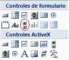 Cómo insertar una Barra de desplazamiento de Excel