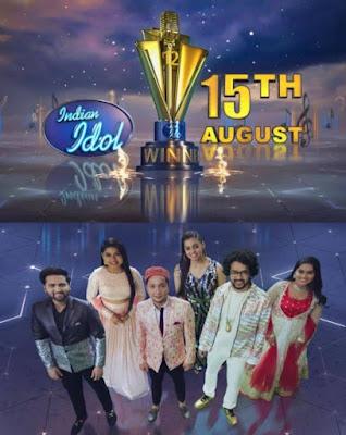 indian idol 12 winner