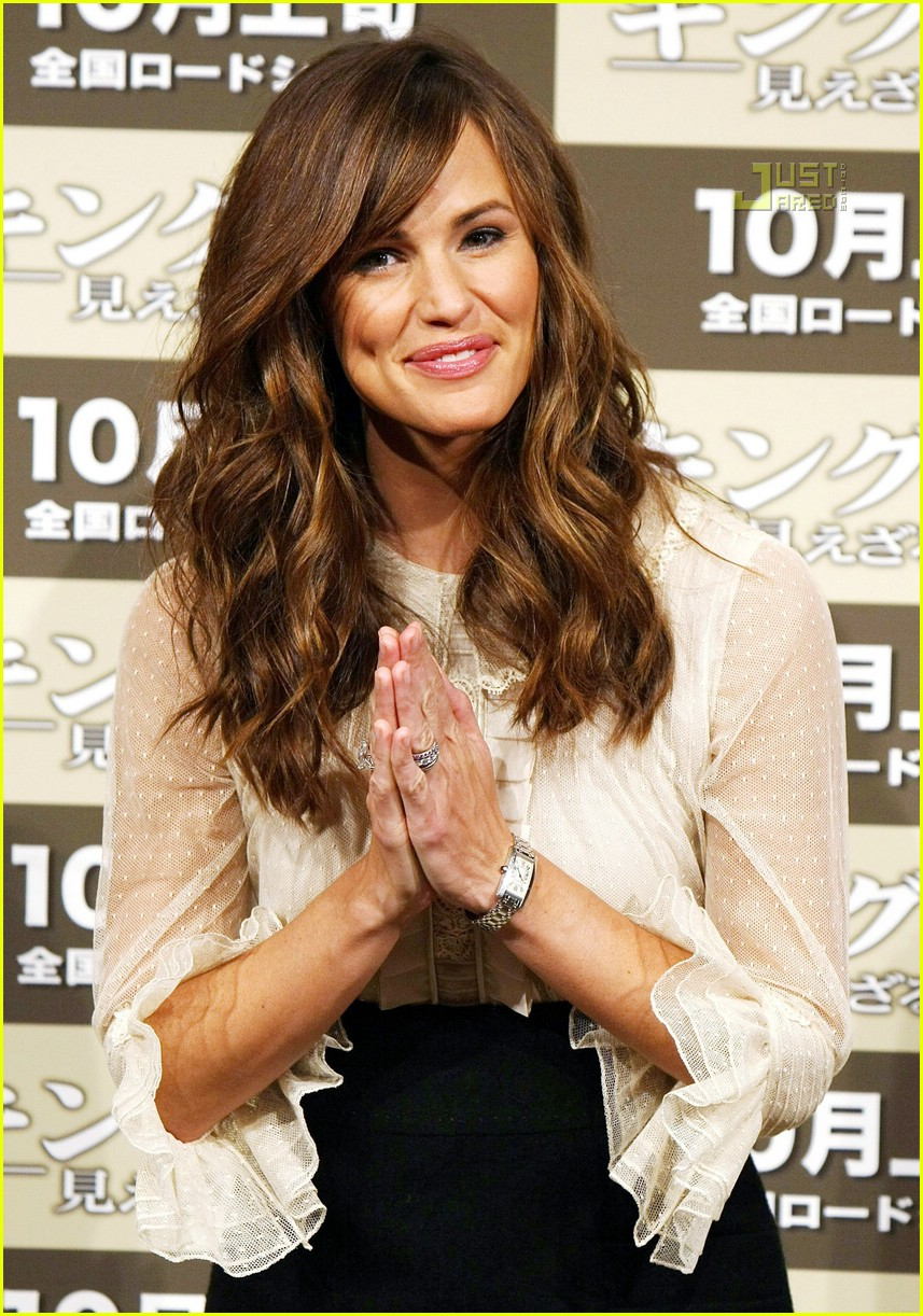 Trend Hairstyle For Man: Beautiful Pictures Of Jennifer Garner