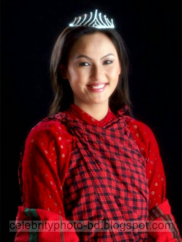 Beautiful Miss Nepali Girl Zenisha Moktan Unseen Latest Hot Photos