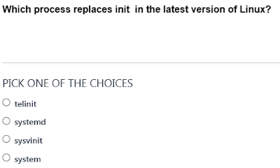 Multiple Choice Interview Questions