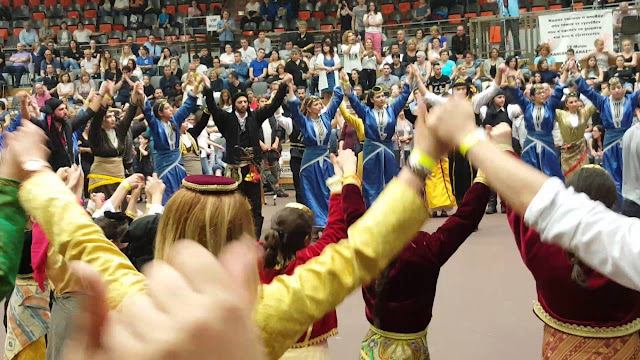 Θεσσαλονίκη: Ανακοινώθηκαν οι πρόβες για το 15ο Φεστιβάλ Ποντιακών Χορών