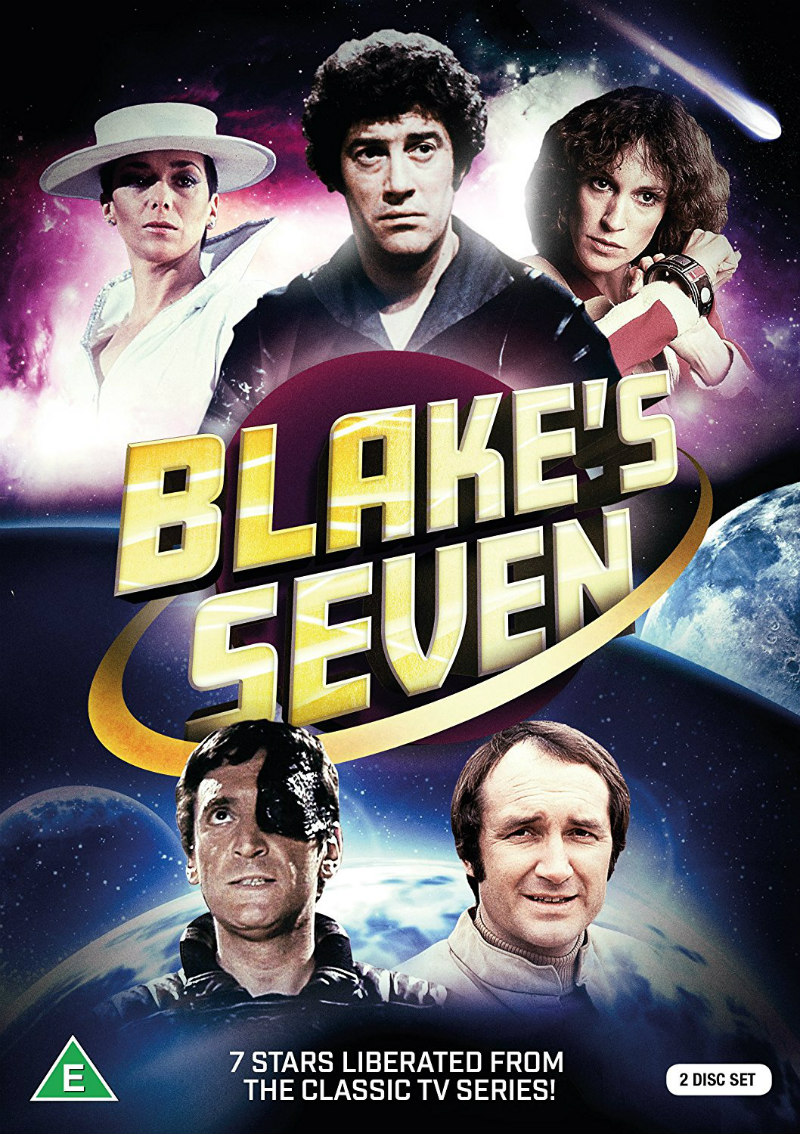 Blakes Seven: 7 Stars Liberated From The Classic TV Series! dvd