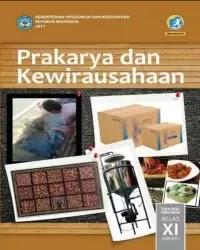 Buku Prakarya Siswa Kelas 11 k13 2017 Semester 1
