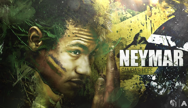 Neymar 2015 Copa America HD Wallpapers