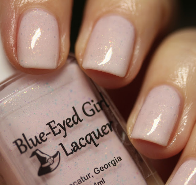 Blue-Eyed Girl Lacquer Eggos?