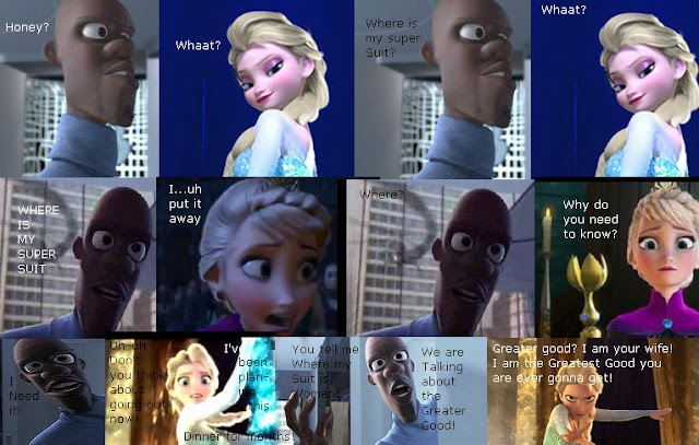Frozen 2 Movie Funny Pictures