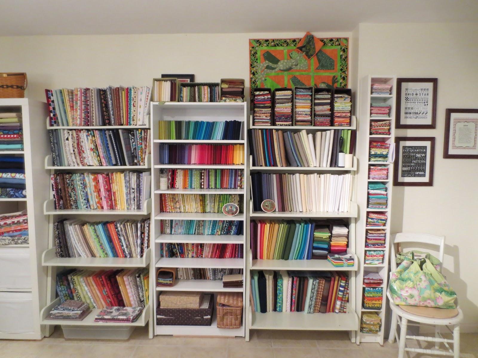 Fabric Organization Comic Book Boards